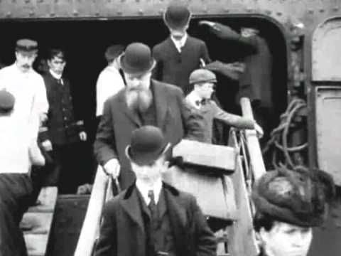 ▶ England, Edwardian Era around 1900 (enhanced video)