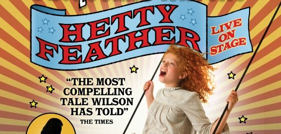 Hetty Feather book!