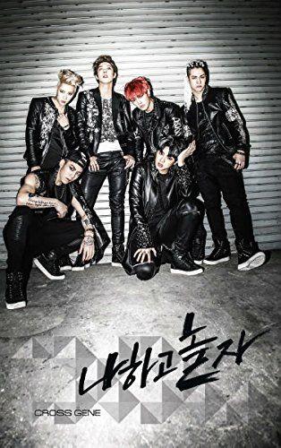 Cross Gene - 2ND Mini Album