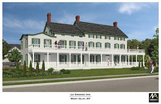 LaGrange Inn, 1970s (?) West Islip, LI, NY  Home - West Islip Historical Society