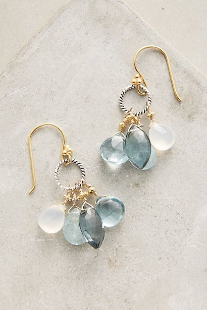 Blue Hour Drops #anthropologie