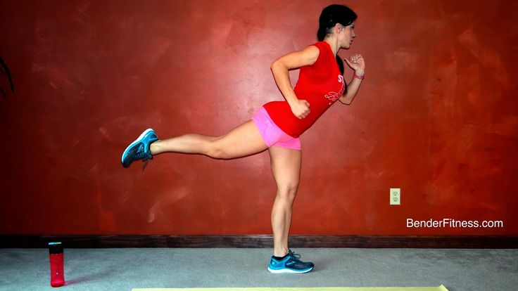 Melissa Bender Fitness: HIIT the New Year Hard: Workout #23: 20 Minute HIIT BootCamp. Fat Burning Workout!