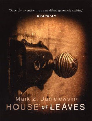 House of Leaves by Mark Z. Danielewski is one of the best books of the era.