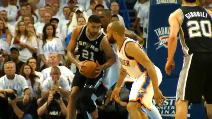 Best of Phantom: Spurs vs. Thunder Game 6