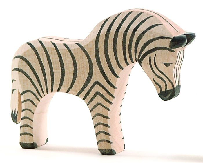 Ostheimer Figurenwelt - exotische Zootiere - Zebra