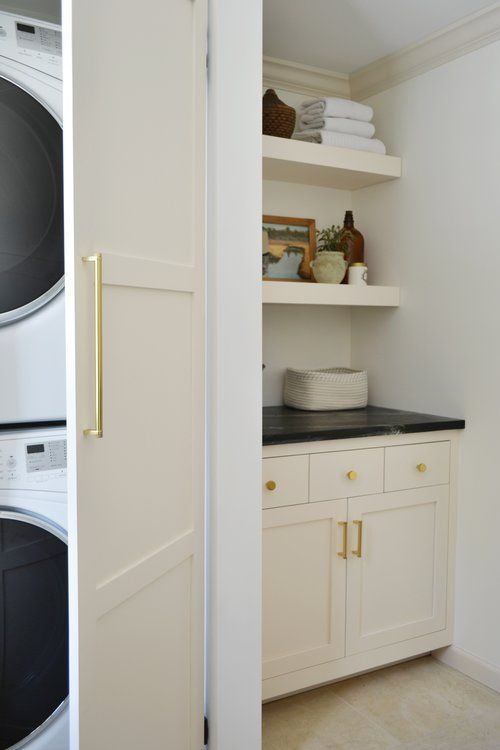 Before After Haven Drive Kitchen Laundry Laundry Rooms
