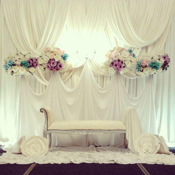 Wedding Altar Sims: 19 Best Pelamin Mini D.i.y Images On Pinterest