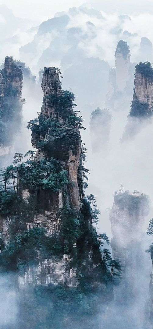 15 Most Unbelievable Amazing Places In The World