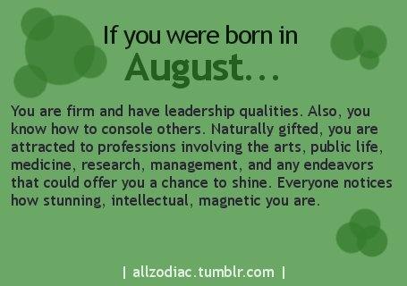 Oh yes...I am sooooooo stunning, intellectual and magnetic.  LOL