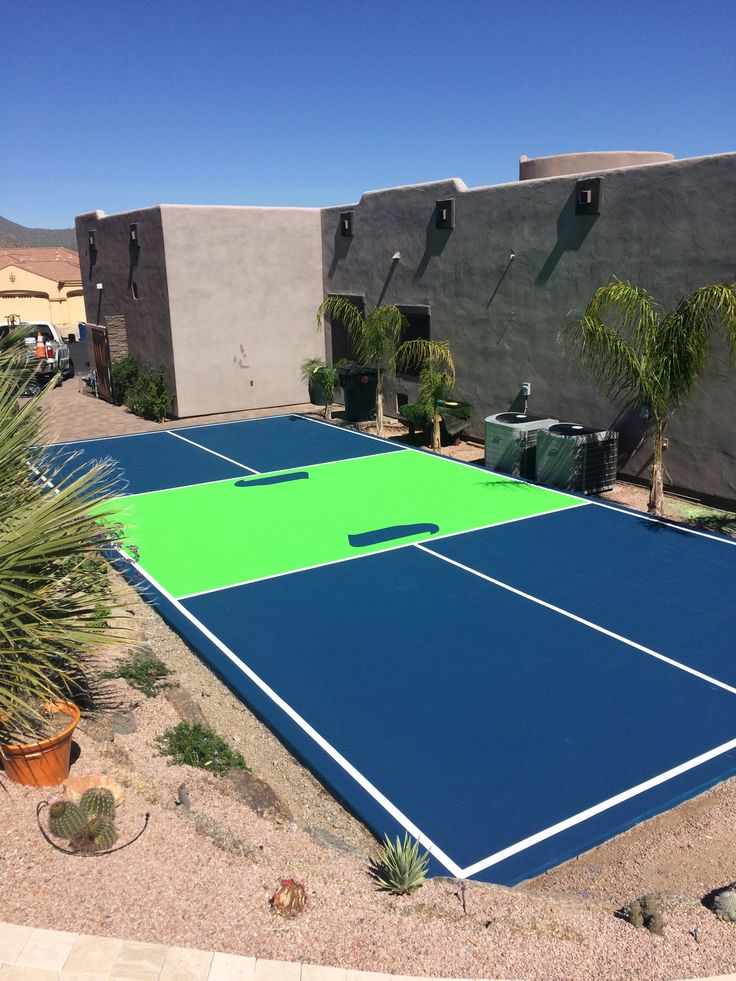 10 Best Pickleball Court Surfaces Images On Pinterest