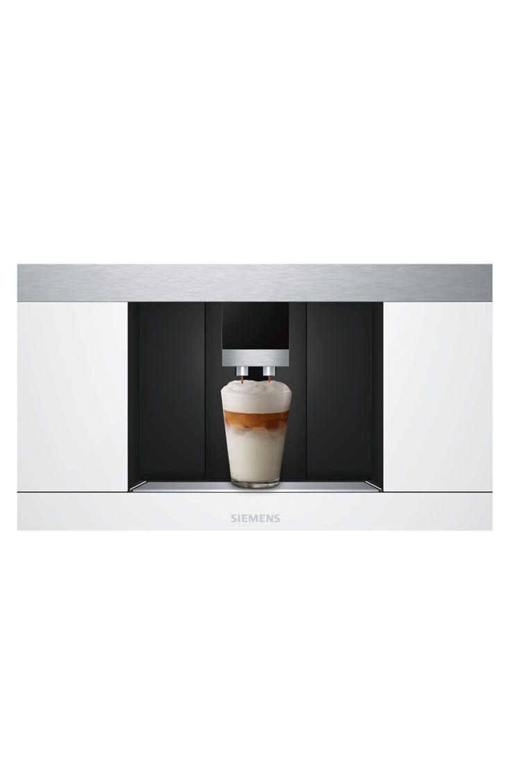 Word een echte barista met uw eigen koffiezetapparaat!  #koffie #koffiezetapparaat #koffiemachine #coffee #nolatte #espresso #keuken #kitchen #keukeninspiratie #keukenstudiomaassluis #siemens