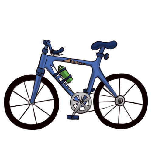 20 best images about Biciclette on Pinterest | Bicycles, Cartoon ...