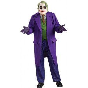 Déguisement Joker™ adulte deluxe Taille XL (Batman The Dark knight) avec masque Joker Licence Officielle BATMAN™
