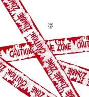 Výstražná páska Zombie