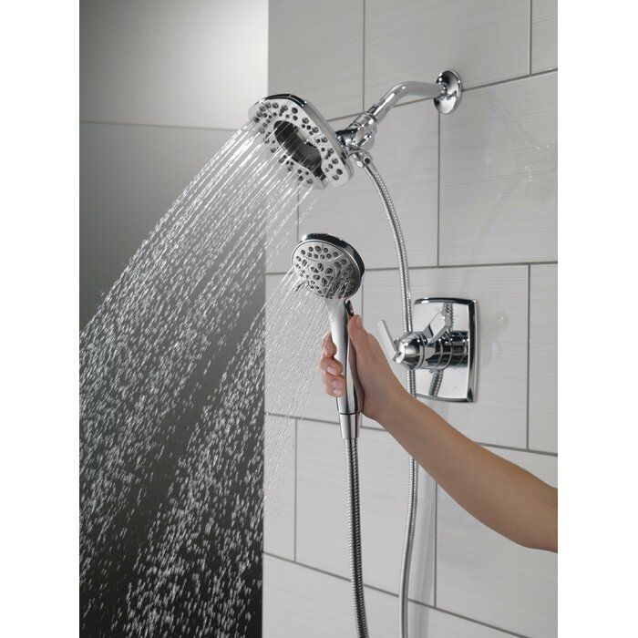 Ashlyn Pressure Balance And Temperature Control Shower Faucet In 2020 Shower Faucet Tub And Shower Faucets Shower Tub