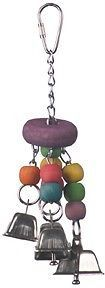 DICKY-BIRD-TOYS-BEADY-BELLS-HANGING-TOY-FREE-POSTAGE-ALL-ORDERS-50