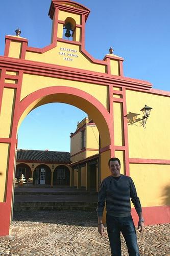 Centro de convenciones y eventos en Las Minas Golf (Aznalcázar)