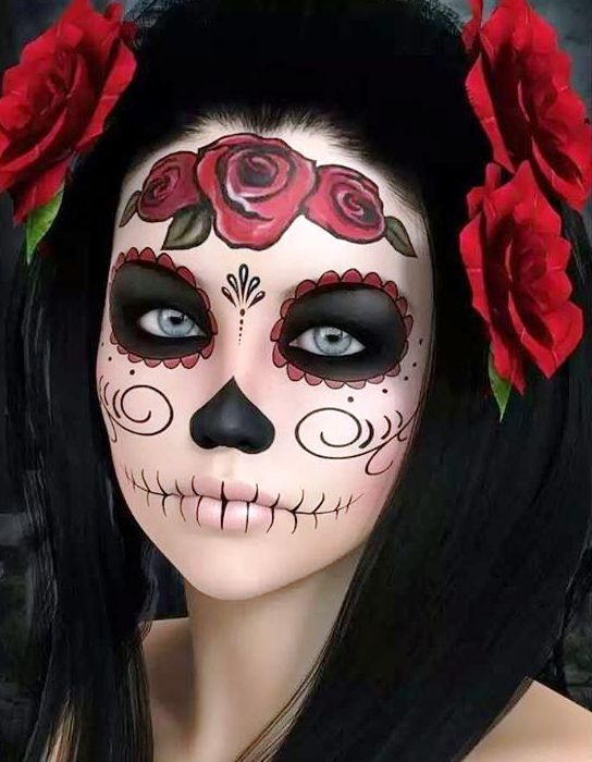 766 best Costumes and Makeup Ideas images on Pinterest | Makeup ...