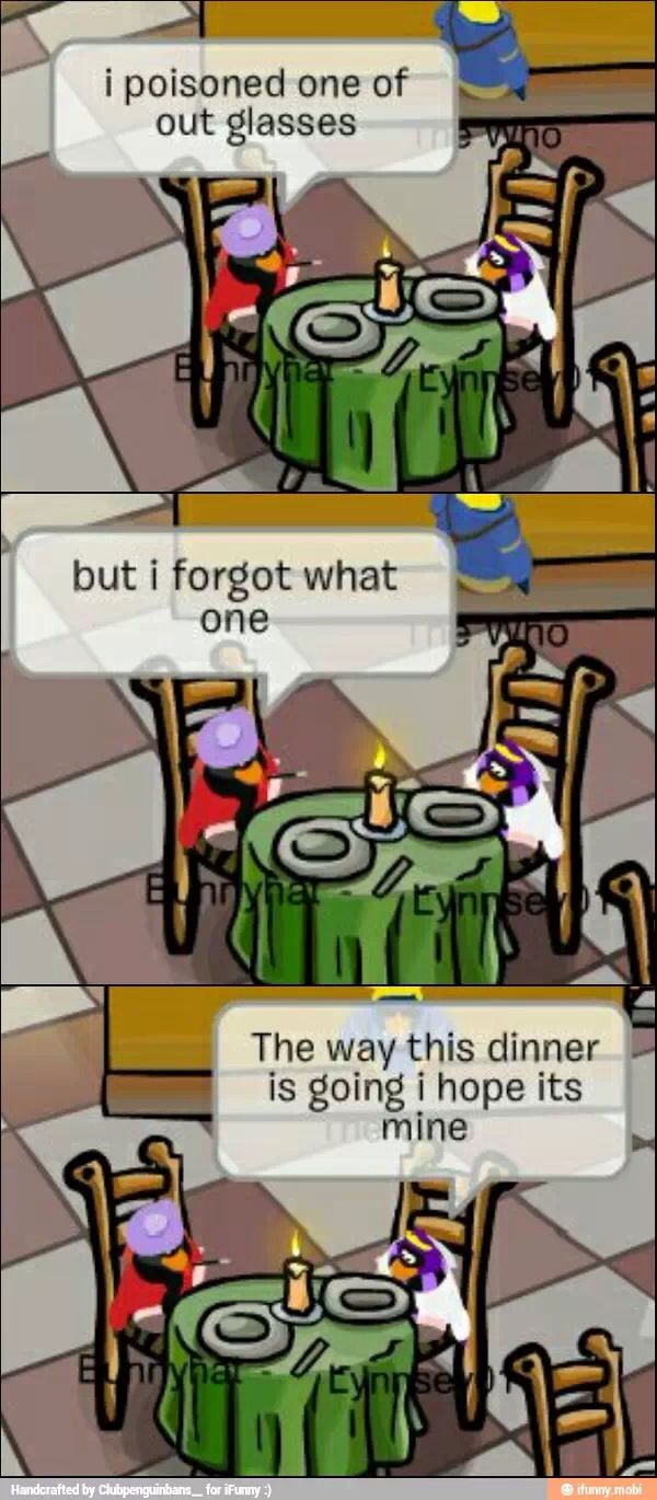 I used to play club penguin when i was younger! <----Please, define 'younger'