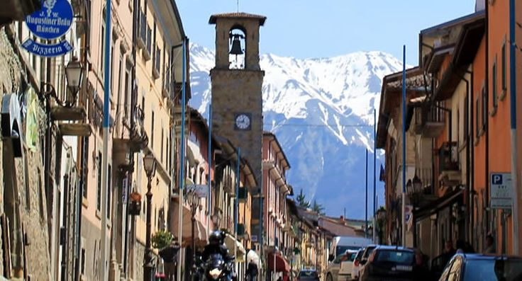 Amatrice, Italy - The town of Amatrice, Italy, (home of Amatriciana sauce) was devastated this morning, 8/24/2016, by a 6.2 magnitude earthquake. Much of the old city no longer exists.
