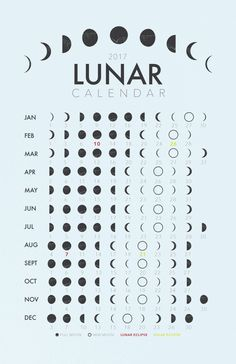 This 11x17 print contains the dates and phases of the moon for the entire year of 2017! By knowing the timing of the moon phases during each month, you can be aware of when and how the moon effects your personal life. The new moon brings forth new insights and new ideas. This is a good time to plant seeds of something new in your life, as well as draw yourself back in and reflect. The full moon is a time of high intensity sometimes, as things start coming to a head at this time of the month…