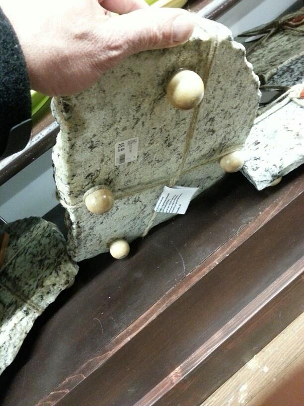 Scrap Granite cutting boards