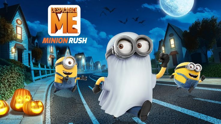 Despicable Me Minion Rush game gets Haunted Hustle update for Windows Phone and Desktop