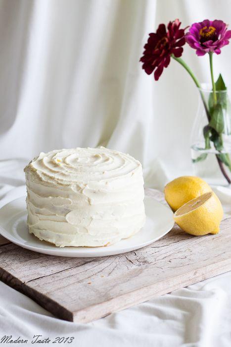 Lemon Layer Cake | yummytummy | Pinterest