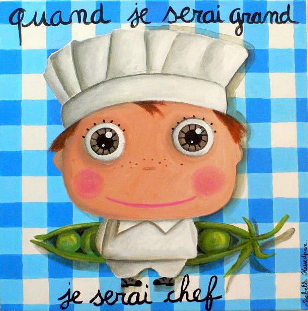Isabelle Kessedjian: Quand je serai grand....