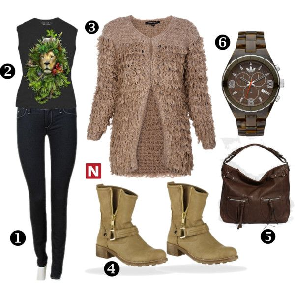 """chic rock"" by ntynomaigr on Polyvore"
