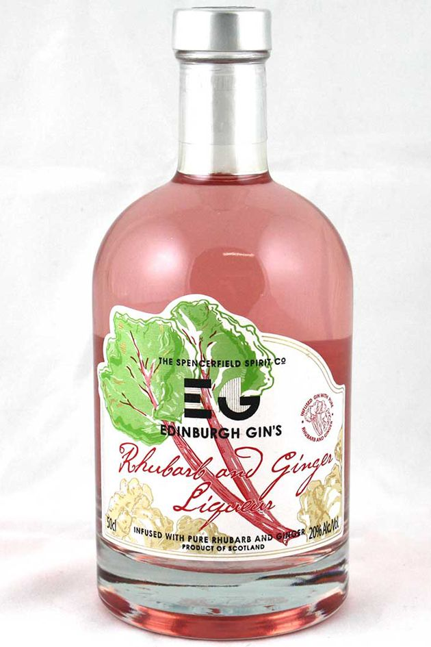 A drop or two of infused gin – such as rhubarb and ginger – will create a whole new G & T experience.