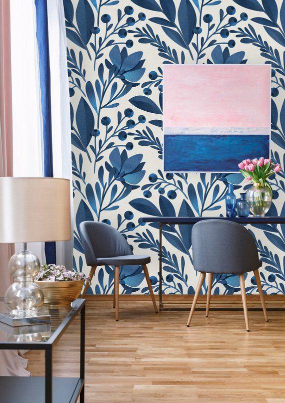 Removable Wallpaper Peel And Stick Wallpaper Self Adhesive Etsy Removable Wallpaper Peel And Stick Wallpaper Decor