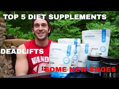 Just posted! Top 5 Dieting Supplements/Deadlifts/Vlog#10 https://youtube.com/watch?v=MeCgxnrqfj4