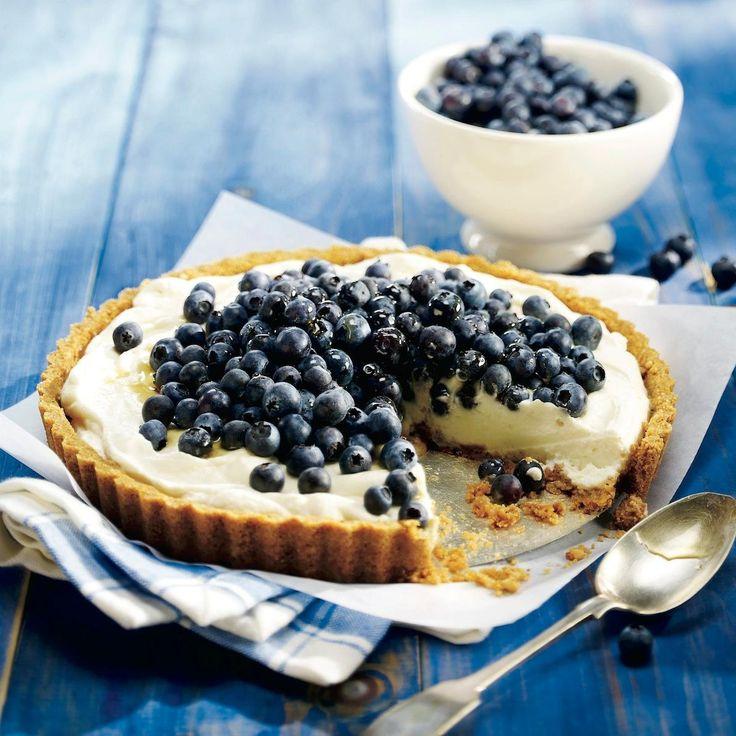 Desserts aux bleuets - Coup de Pouce