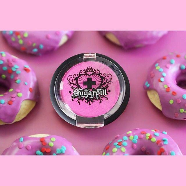 Happy National Donut Day!!! Yum yum yum  #sugarpill #nationaldonutday