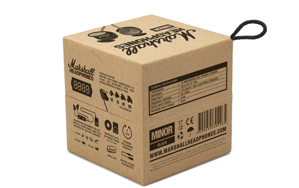 Zound Industries- Minor HeadphonesMarshalls Headphones, Marshalls Packaging, Minor Black, Battery Inspo, Incon Marshalls, Headphones Packaging, Marshalls Minor, Amazing Packaging, Products Design Ne