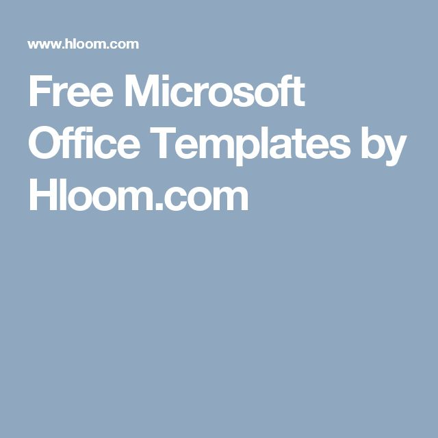 Free Microsoft Office Templates by Hloom Childrenu0027s Ministry - microsoft office templates tickets