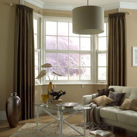Bay Windows Curtain Poles-Tracks-Rails-Bay Window Poles-Silent Gliss  Curtains For Bay Windows   Today Homes Ideas   Pinterest   Bay window pole,  ...