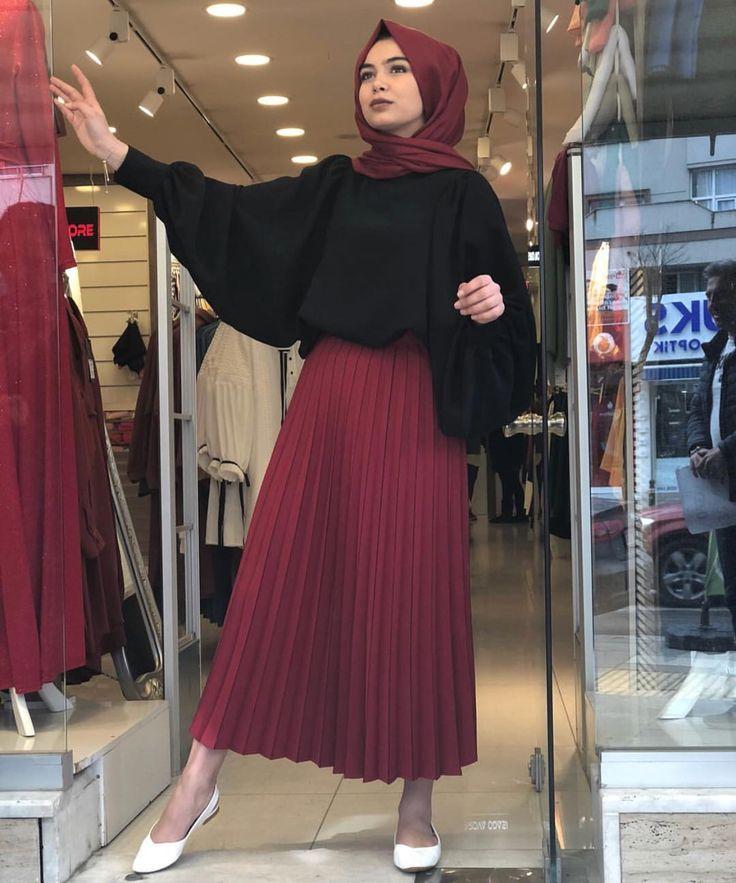 Genç Tesettür Lamia Giyim