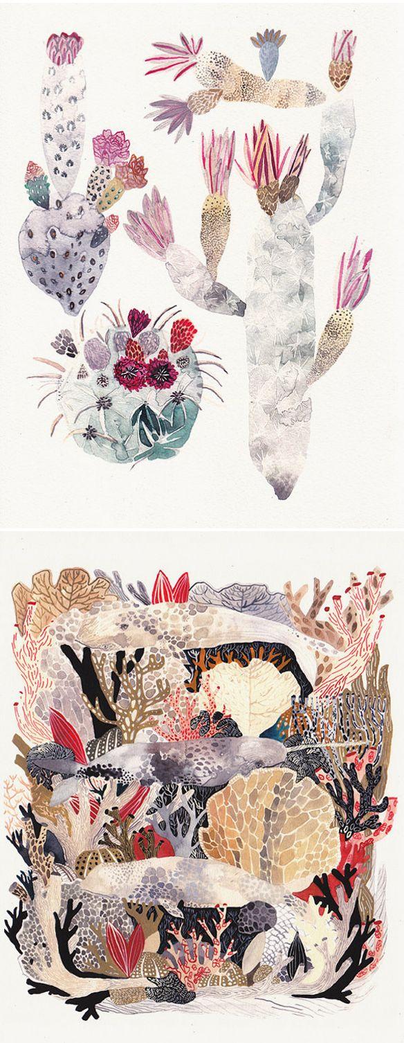 Le Jaloux conservateur /// art contemporain organisée /// Michelle Morin