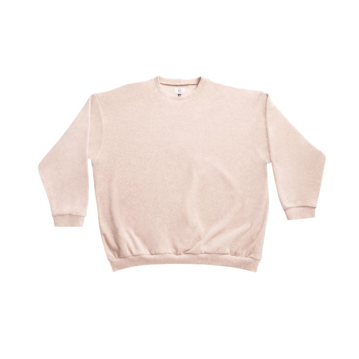 Sweat Shirt |nude|