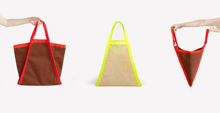 Konstantin Grcic, Jasper Morrison e Klaartje Martens firmano la collezione di borse @Maharam  #lifestyle #moda #fashion
