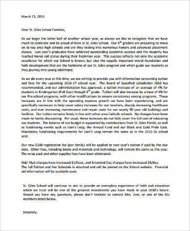 financial hardship letter for scholarship