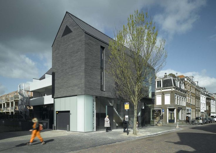 Black House  Bakers Architecten