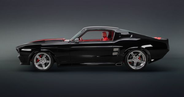 1967 Mustang – The ONLY Mustang I actually appreciate
