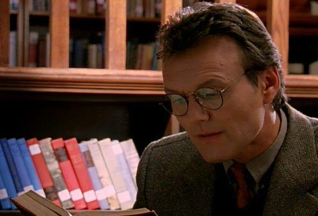 Баффи - истребительница вампиров / Buffy the Vampire Slayer (Сезон 1, серия 1) Библиотекарь Руперт Джайлс / Энтони Хэд (Сезон 1, серия 3)