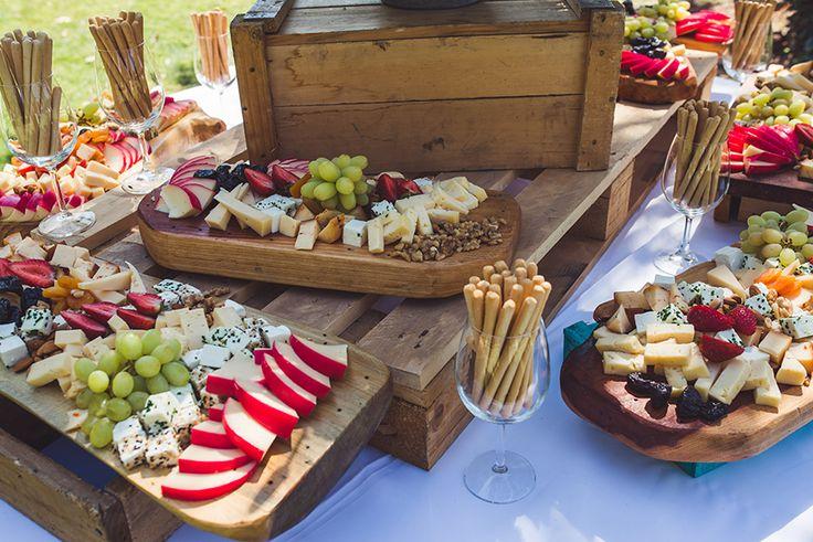 Matrimonio Espacio Gastronómico. #Matrimonio #Banqueteria #Decoracion #Coctel #TablaDeQuesos #Boda #Wedding #Catering #Cheesse