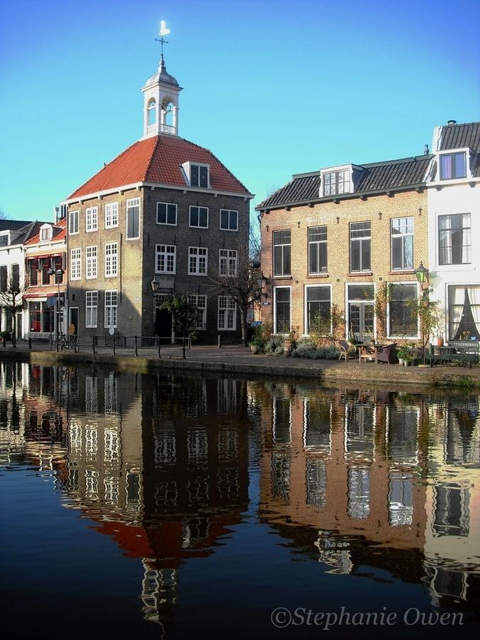 Lange Haven, Schiedam, Zuid-Holland, The Netherlands