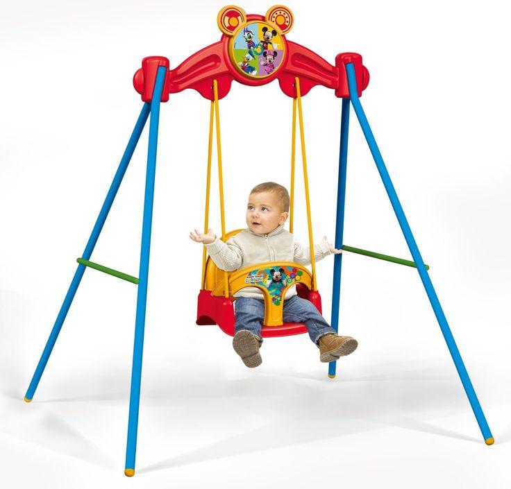 27 best columpios infantiles de jard n images on pinterest - Columpios para jardin ...