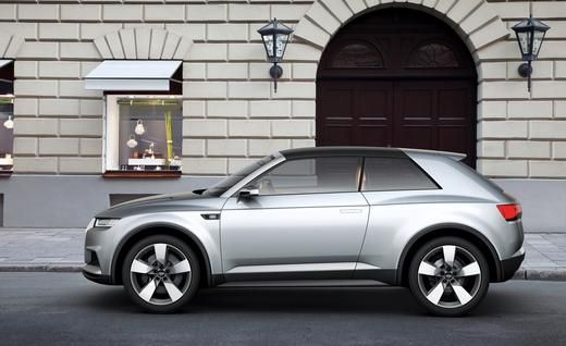 2016 Audi Q1 Rendered and Detailed - Photo Gallery of Future Cars from Car and Driver - Car Images